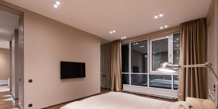 electic style spaces